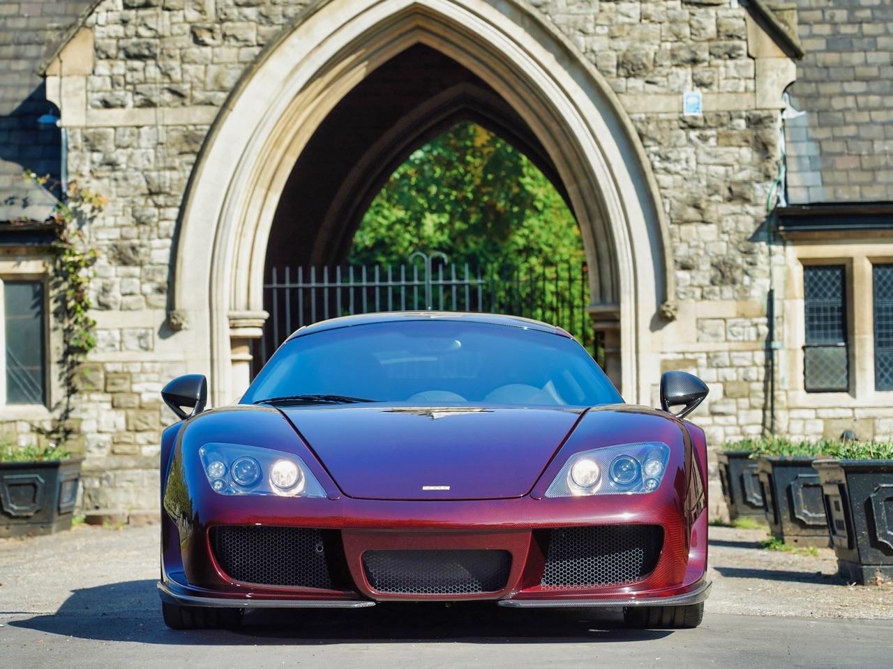 Noble M600 CarbonSport - Va y avoir du carbone et du... sport ! 1