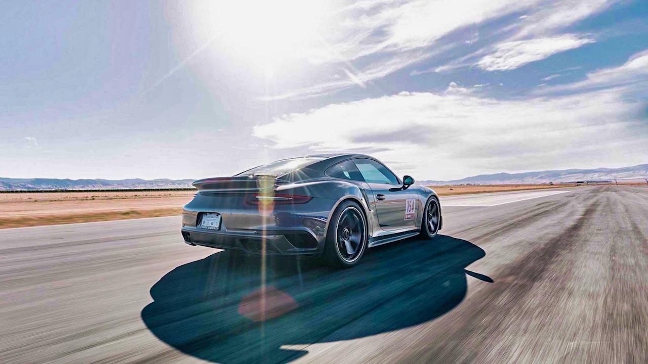 Porsche 991 Turbo S... Kill Mode avec 1182 ch ! 3