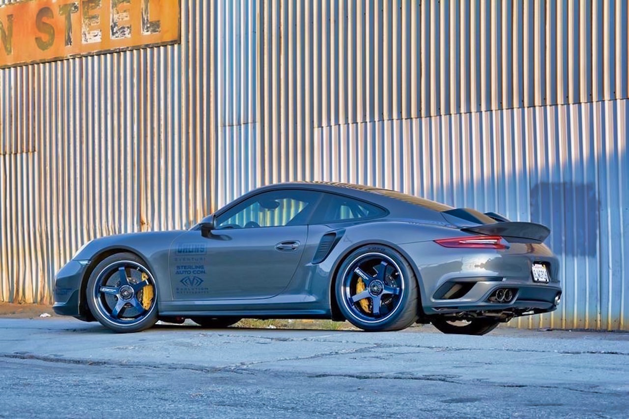 Porsche 991 Turbo S... Kill Mode avec 1182 ch ! 1