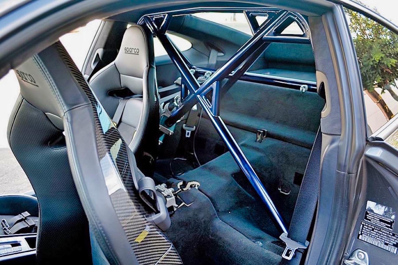 Porsche 991 Turbo S... Kill Mode avec 1182 ch ! 4