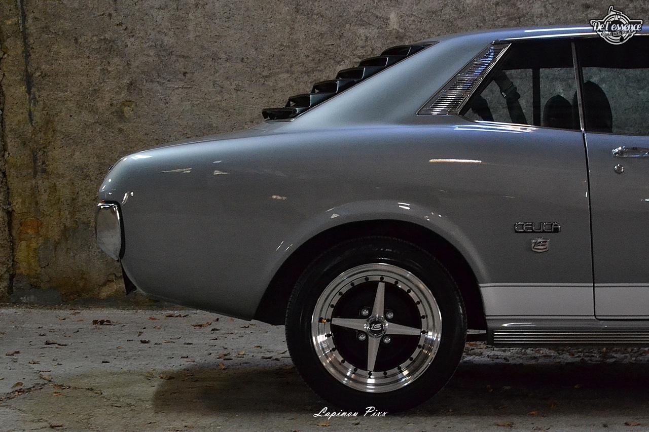 Toyota Celica TA22 - Muscle Car Japonaise ! 4