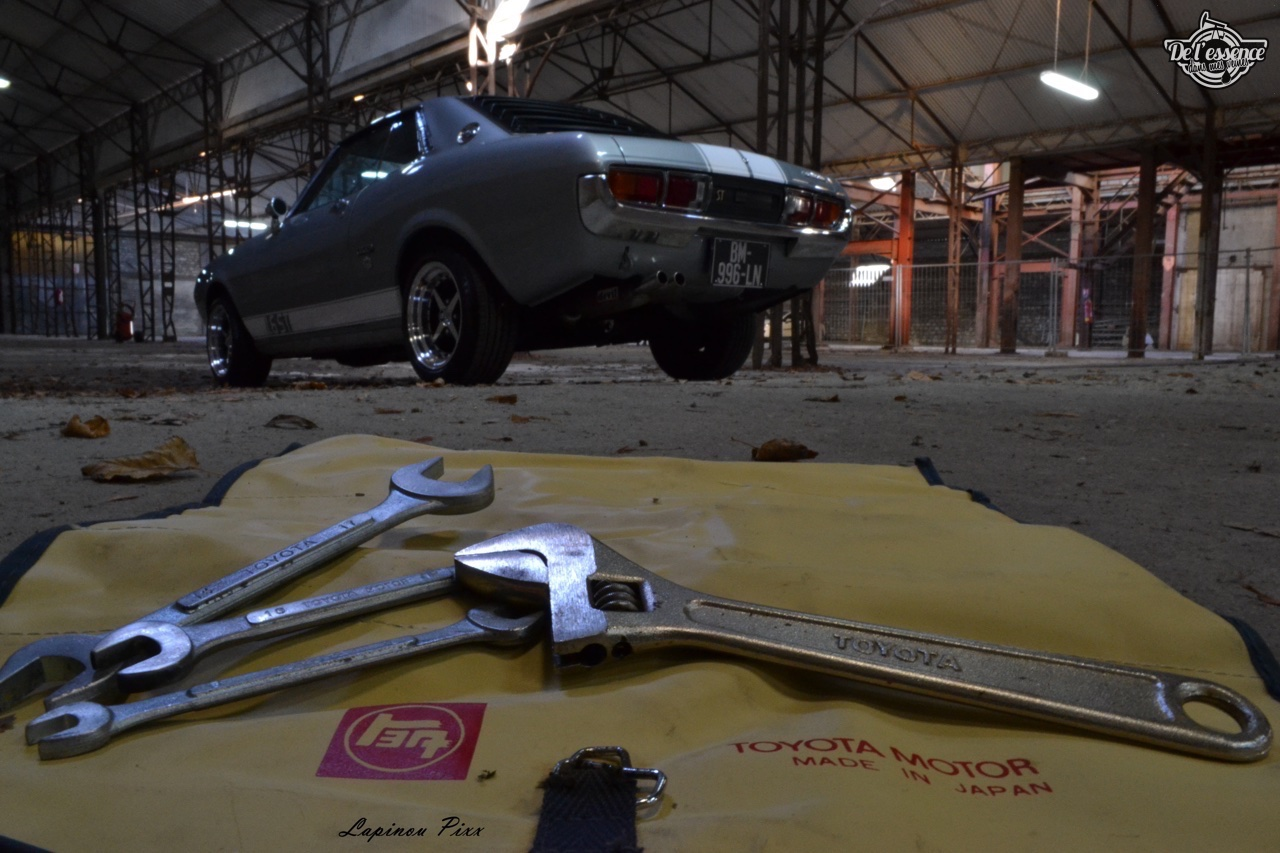 Toyota Celica TA22 - Muscle Car Japonaise ! 9