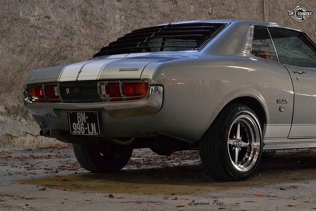 Toyota Celica TA22 - Muscle Car Japonaise ! 16