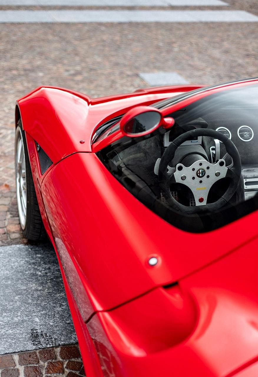 Alfa Romeo Diva Concept - Entre Passé et Futur... 3