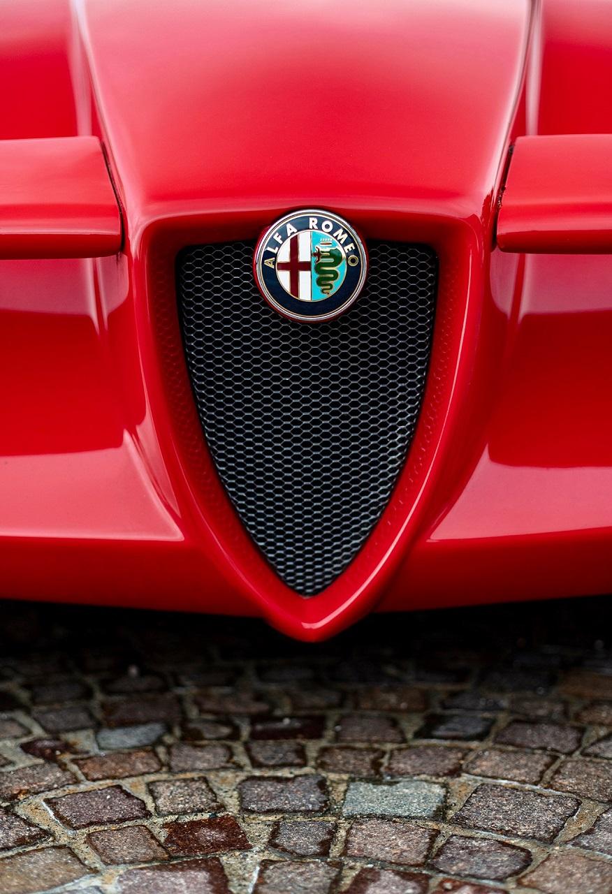 Alfa Romeo Diva Concept - Entre Passé et Futur... 4