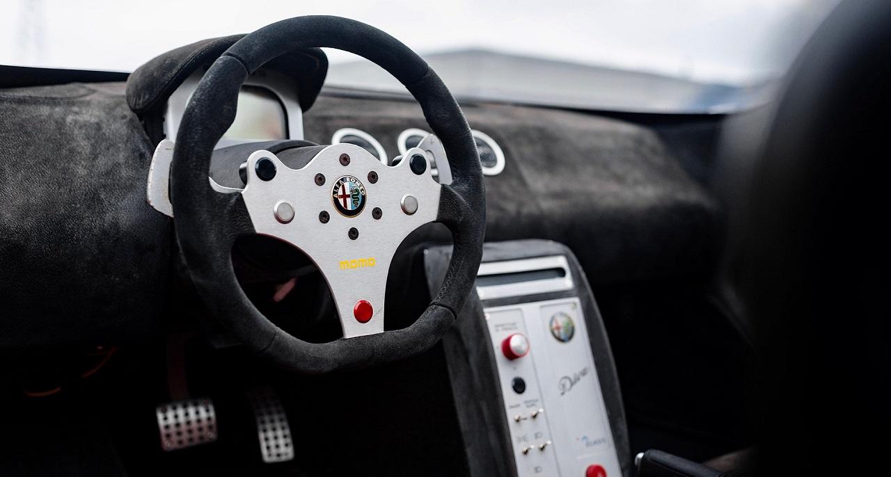 Alfa Romeo Diva Concept - Entre Passé et Futur... 9