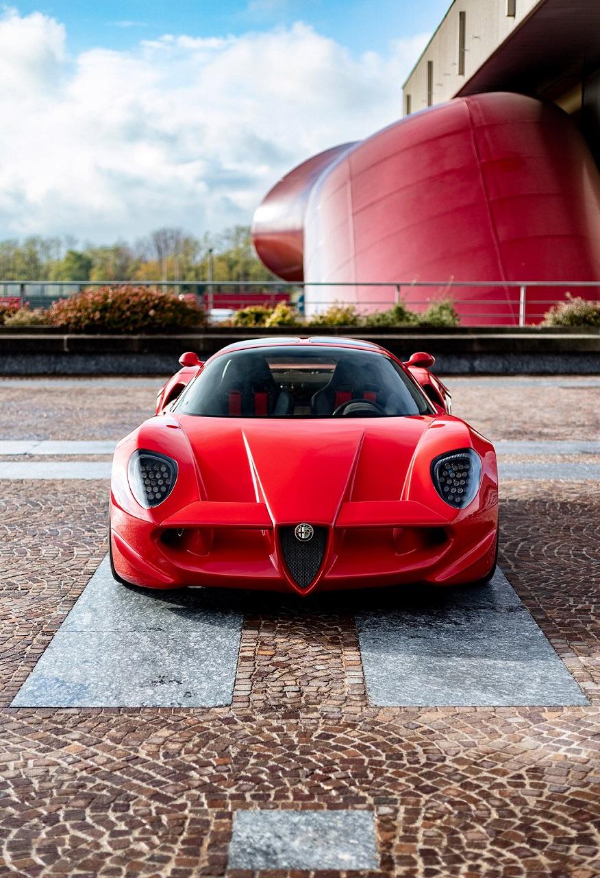 Alfa Romeo Diva Concept - Entre Passé et Futur... 10