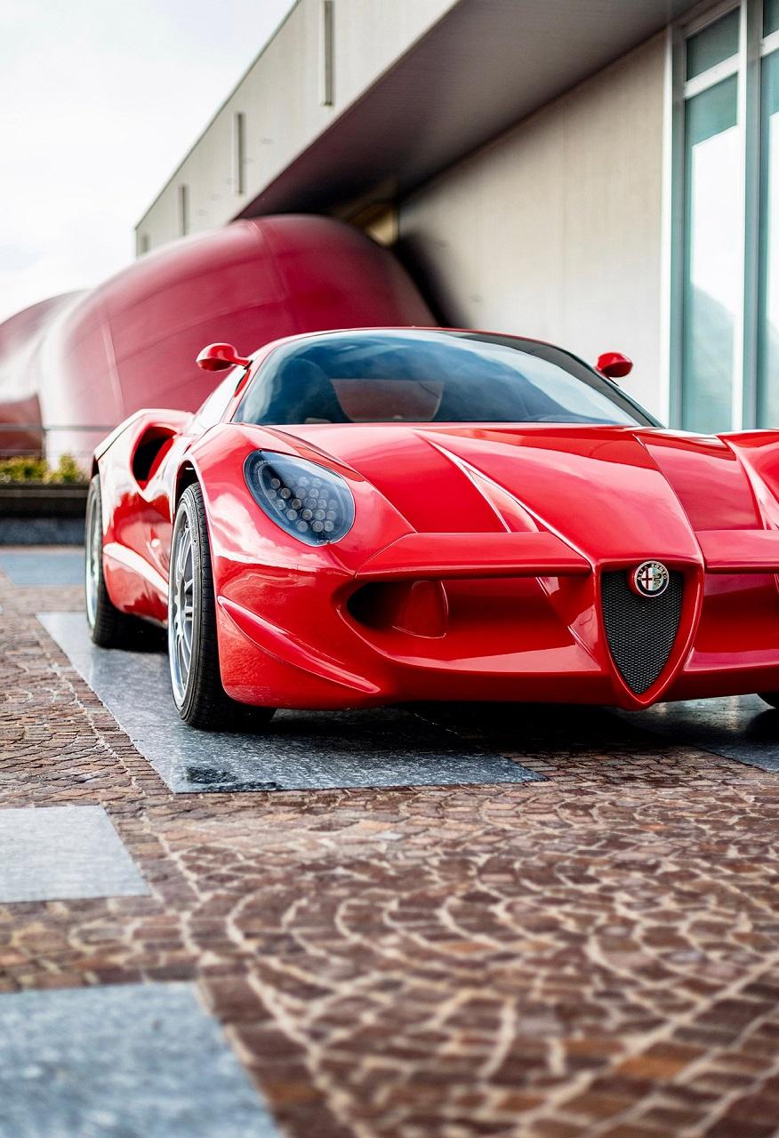 Alfa Romeo Diva Concept - Entre Passé et Futur... 11