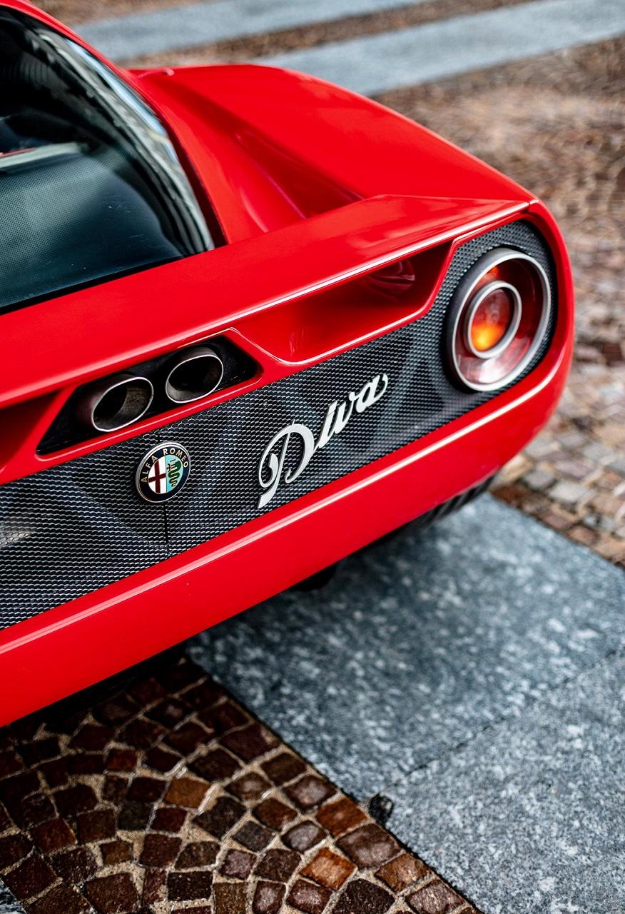 Alfa Romeo Diva Concept - Entre Passé et Futur... 13