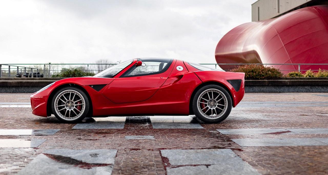 Alfa Romeo Diva Concept - Entre Passé et Futur... 8
