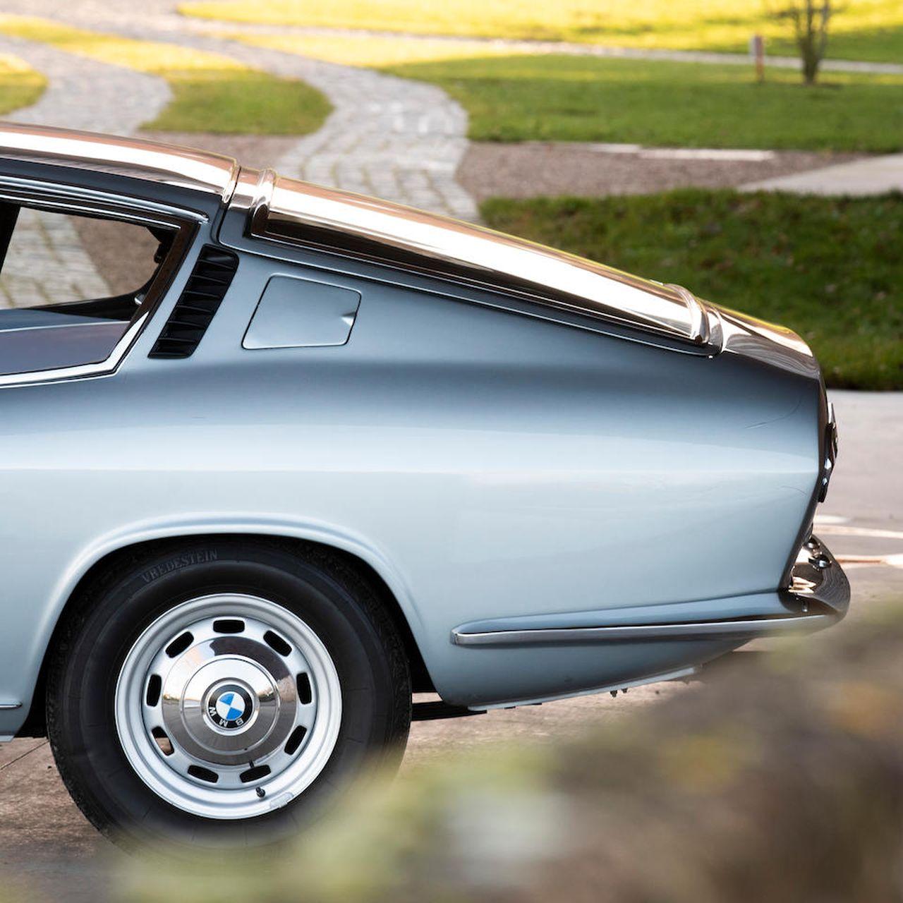 BMW-Glas 3000 V8 Fastback Coupé - J'ai plus de souffle ! 5