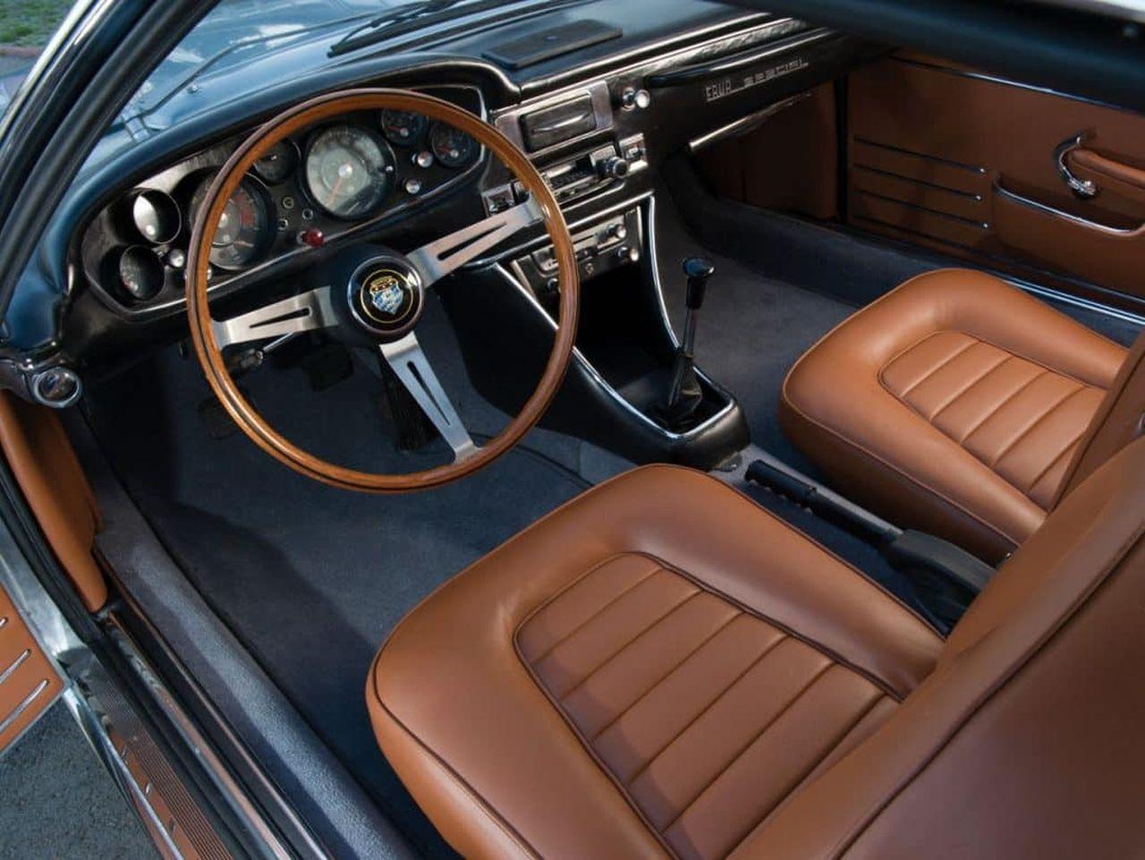 BMW-Glas 3000 V8 Fastback Coupé - J'ai plus de souffle ! 2