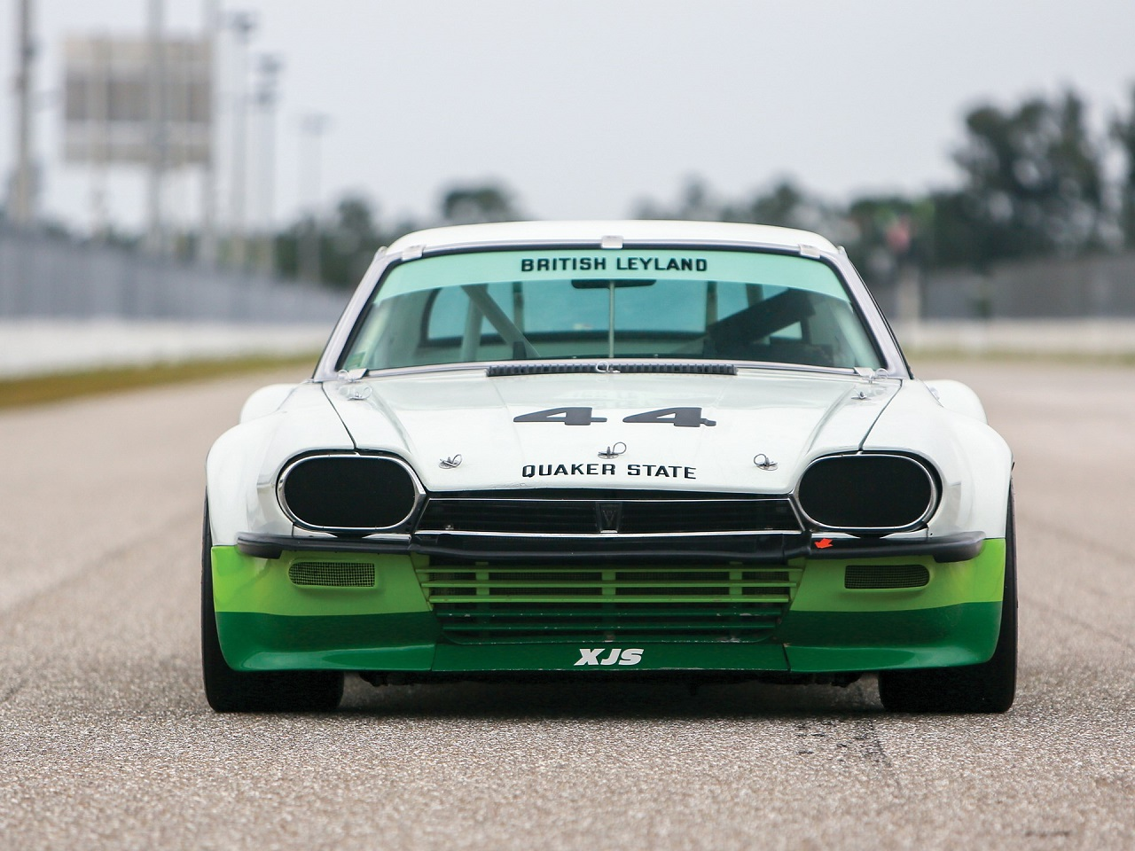 Jaguar XJS Group 44 Trans Am - Prête au combat ! 3