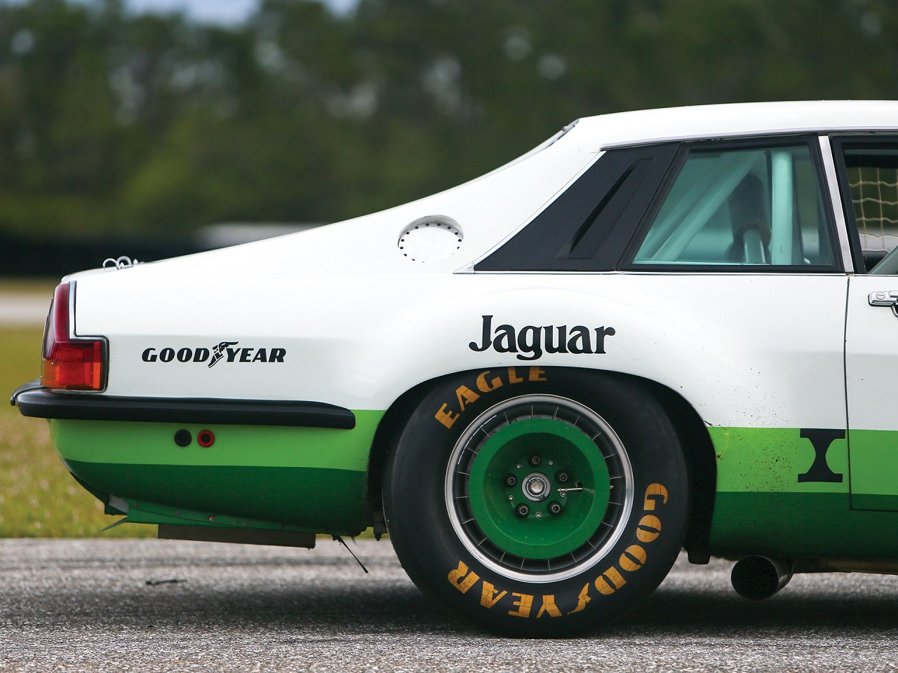 Jaguar XJS Group 44 Trans Am - Prête au combat ! 9
