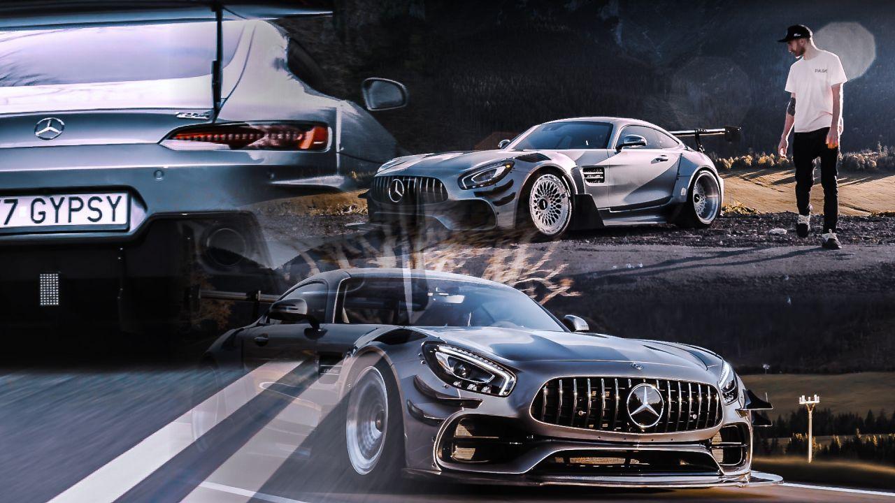 Mercedes AMG GT S - En mode vraiment sale ! 13
