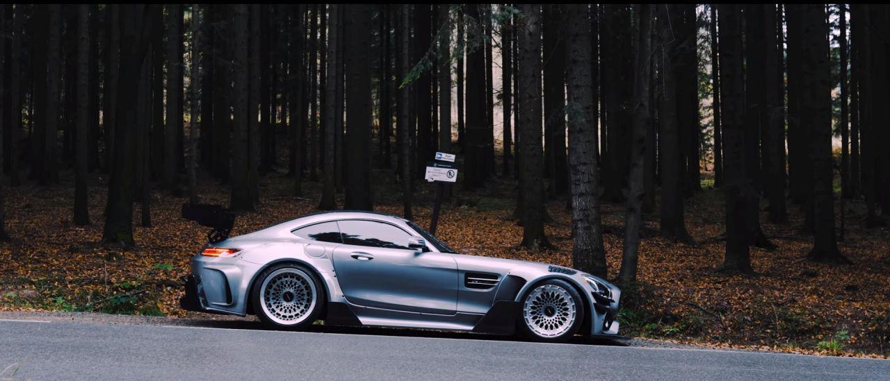 Mercedes AMG GT S - En mode vraiment sale ! 15