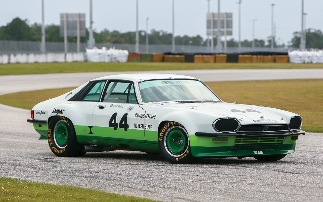 Jaguar XJS Group 44 Trans Am – Prête au combat !