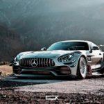 Mercedes AMG GT S - En mode vraiment sale !