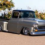 '59 Chevy Apache Custom - La classe en utilitaire !