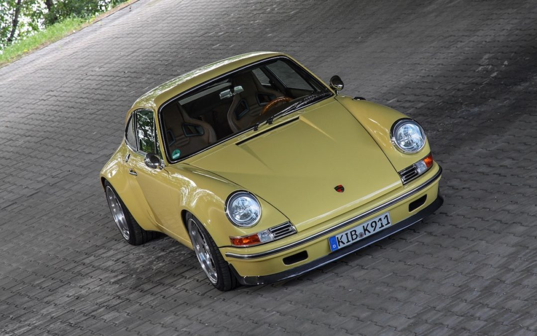 Kaege Retro : Porsche 993 backdating…