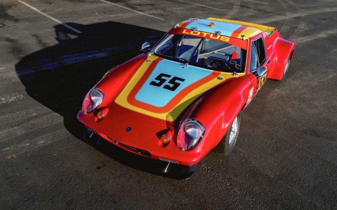 '74 Lotus Europa GTU – Pour les 24h de Daytona 78