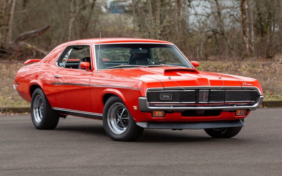 '69 Mercury Cougar Eliminator – Avec un nom comme ça…