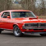 '69 Mercury Cougar Eliminator - Avec un nom comme ça...