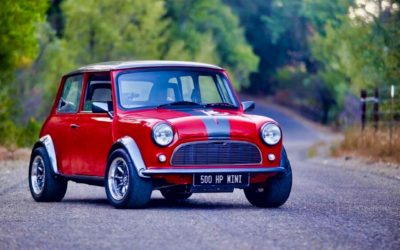 '74 Mini V6 Supercharged… Super Cooper Type S !