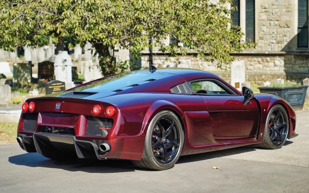 Noble M600 CarbonSport – Va y avoir du carbone et du… sport !