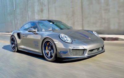Porsche 991 Turbo S… Kill Mode avec 1182 ch !