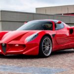 Alfa Romeo Diva Concept - Entre Passé et Futur...