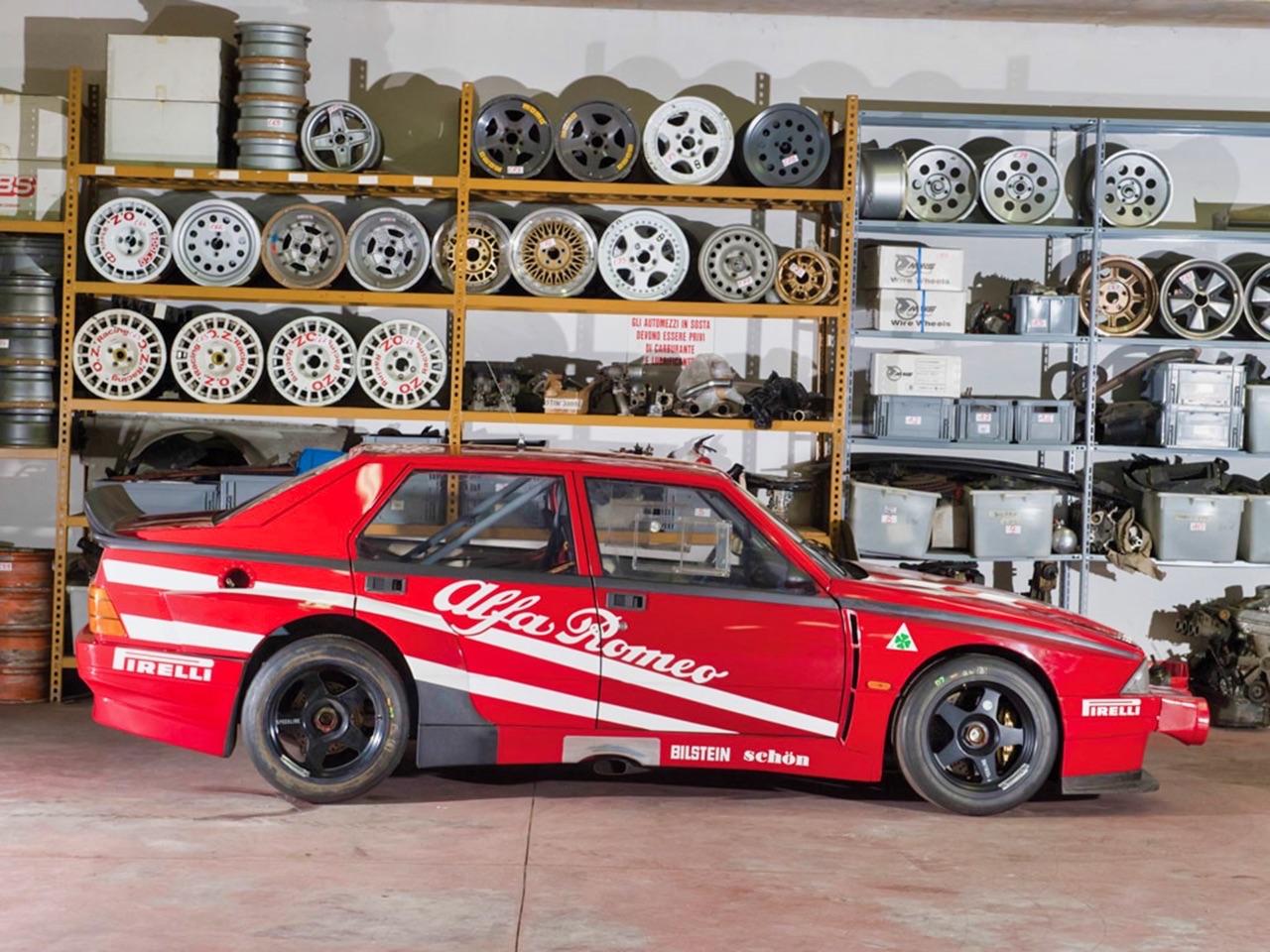 Alfa 75 Turbo IMSA - La plus ultime ! 11
