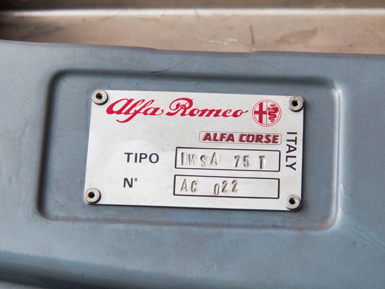 Alfa 75 Turbo IMSA - La plus ultime ! 2