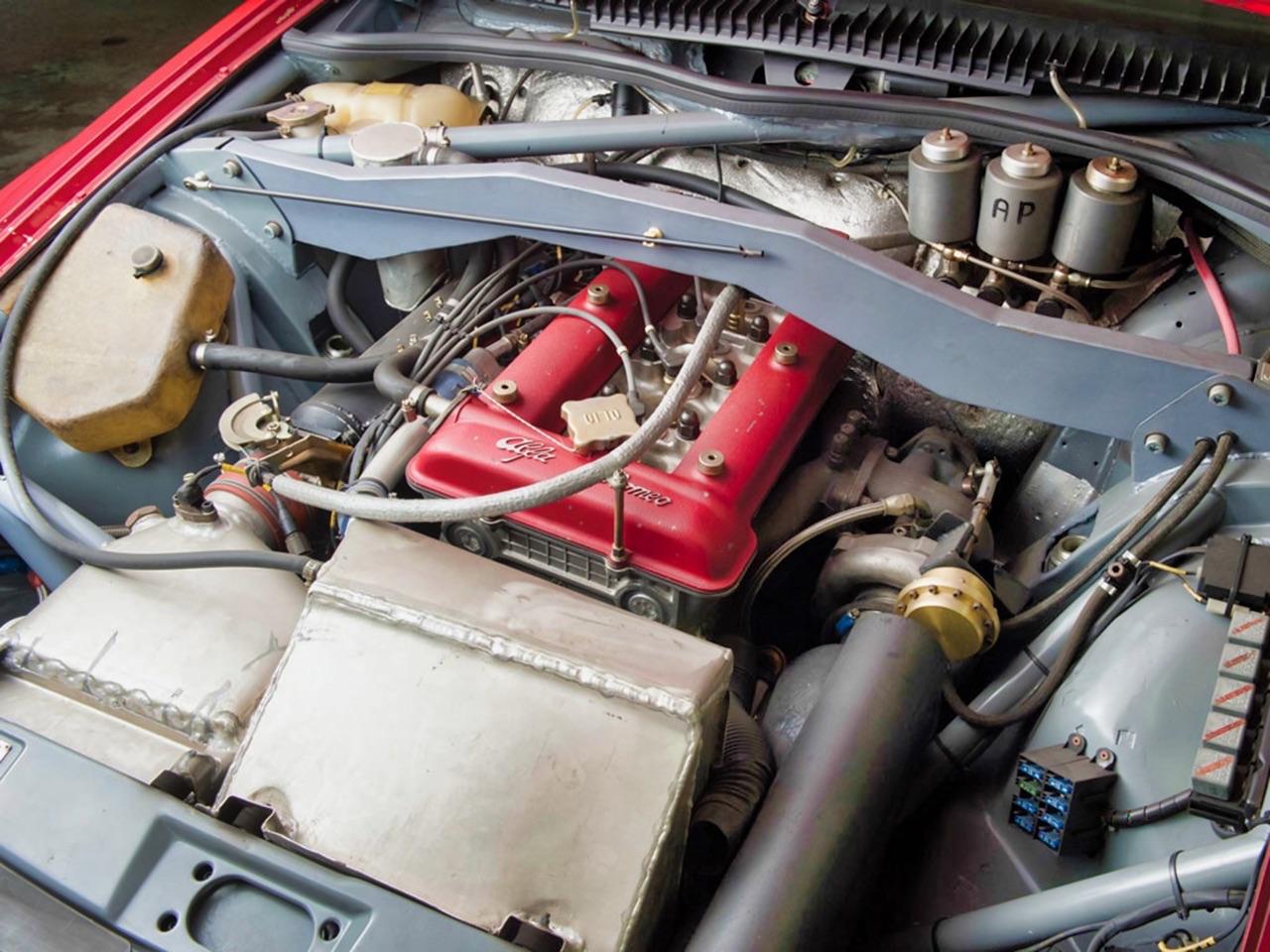 Alfa 75 Turbo IMSA - La plus ultime ! 6