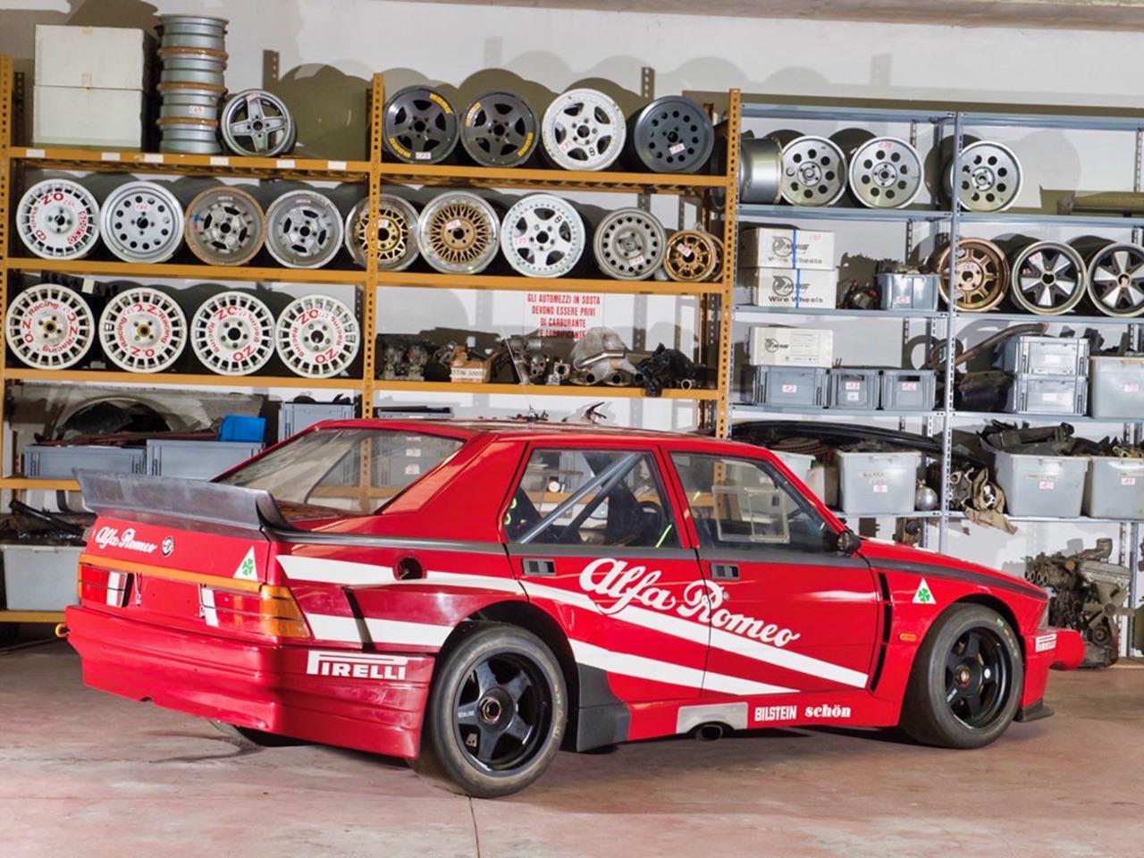 Alfa 75 Turbo IMSA - La plus ultime ! 10
