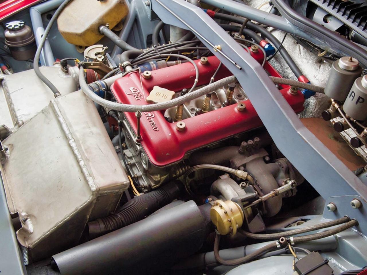 Alfa 75 Turbo IMSA - La plus ultime ! 5