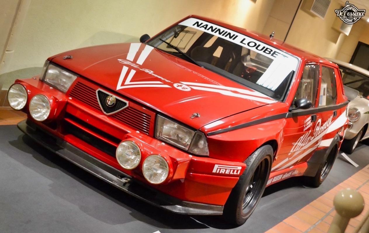 Alfa 75 Turbo IMSA - La plus ultime ! 13