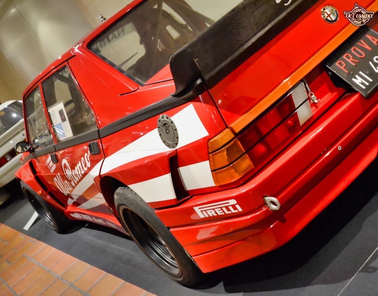 Alfa 75 Turbo IMSA - La plus ultime ! 12