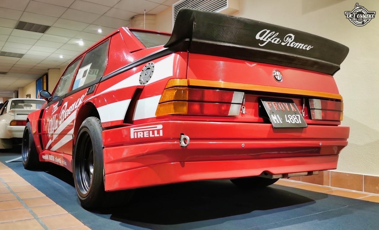 Alfa 75 Turbo IMSA - La plus ultime ! 3