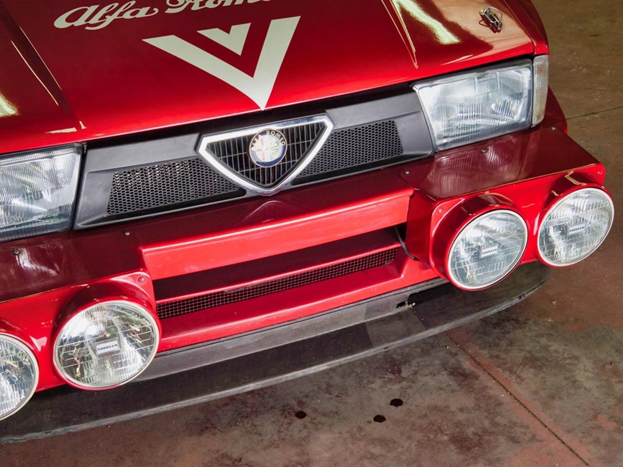 Alfa 75 Turbo IMSA - La plus ultime ! 1