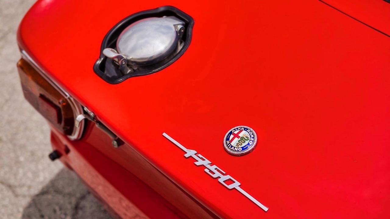 Alfa Romeo 2000 GTAm - En rouge et vert ! 9