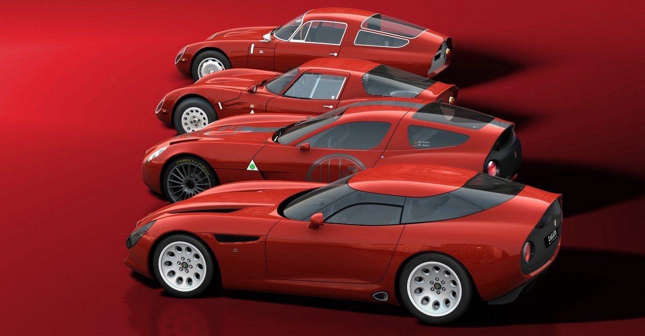 Alfa Romeo TZ3 Zagato - Corsa ou Stradale ? 2