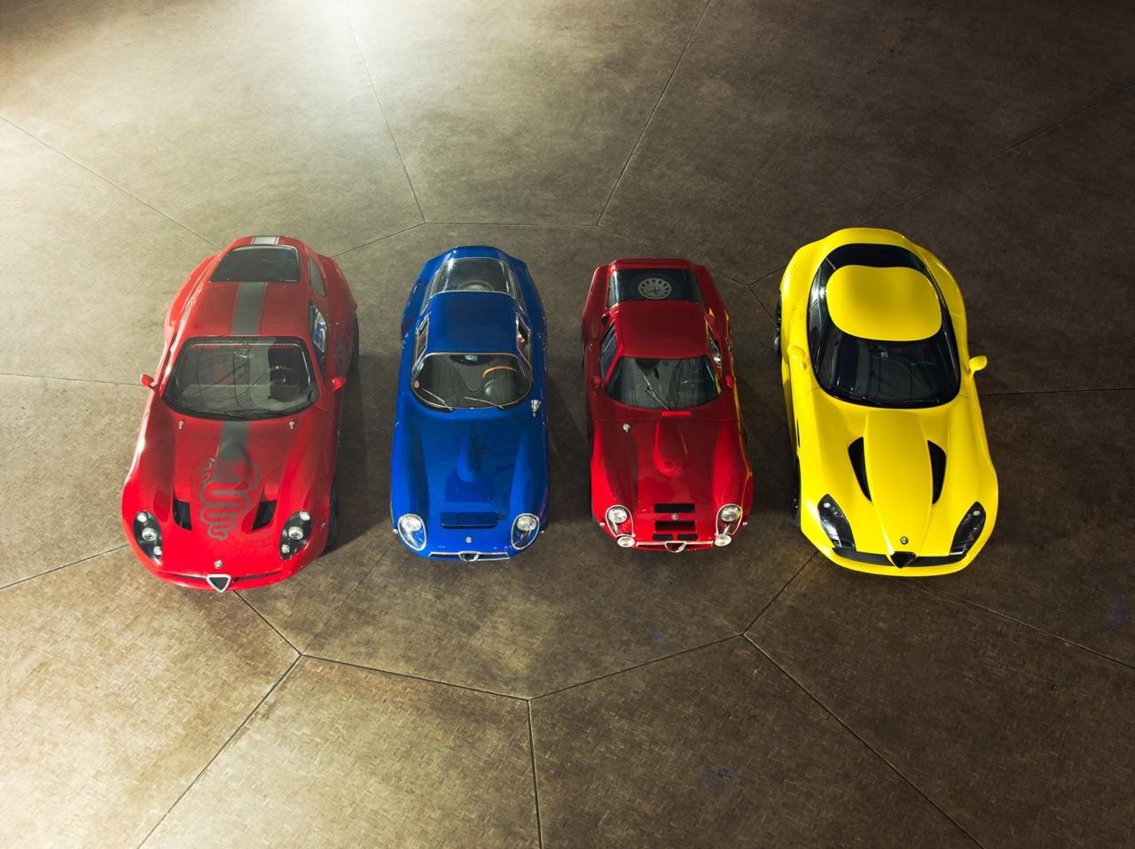Alfa Romeo TZ3 Zagato - Corsa ou Stradale ? 3