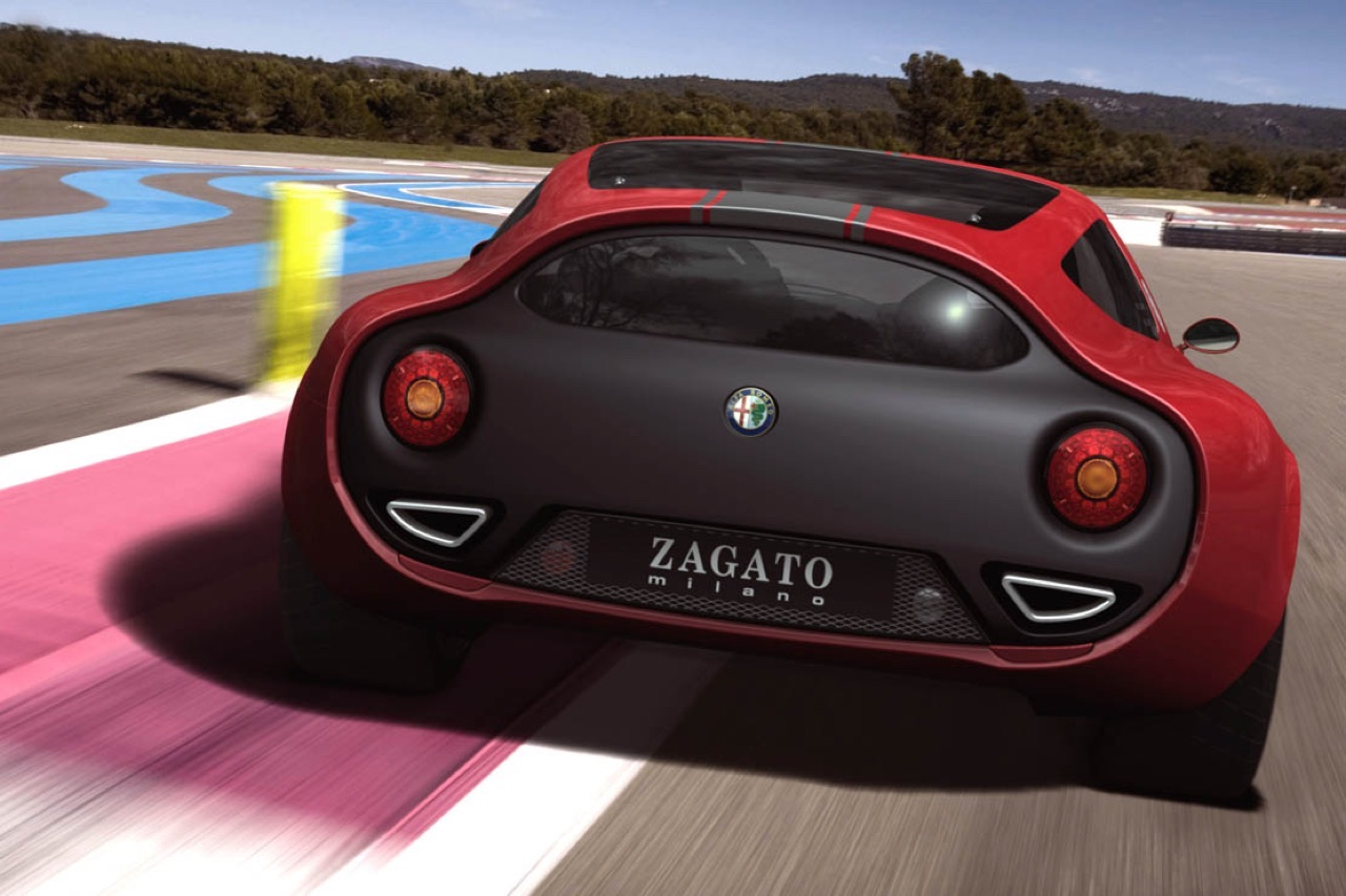 Alfa Romeo TZ3 Zagato - Corsa ou Stradale ? 6