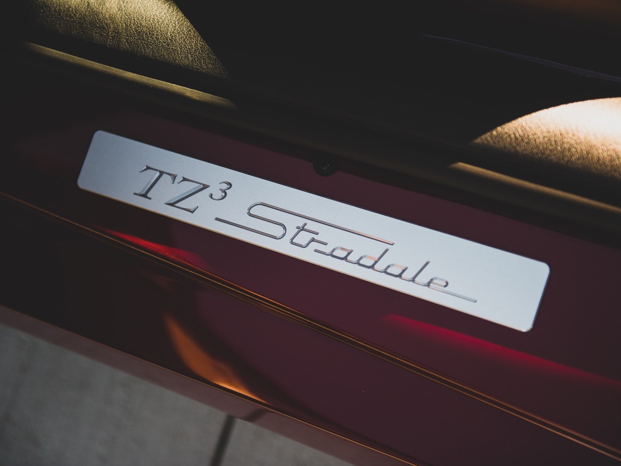 Alfa Romeo TZ3 Zagato - Corsa ou Stradale ? 9