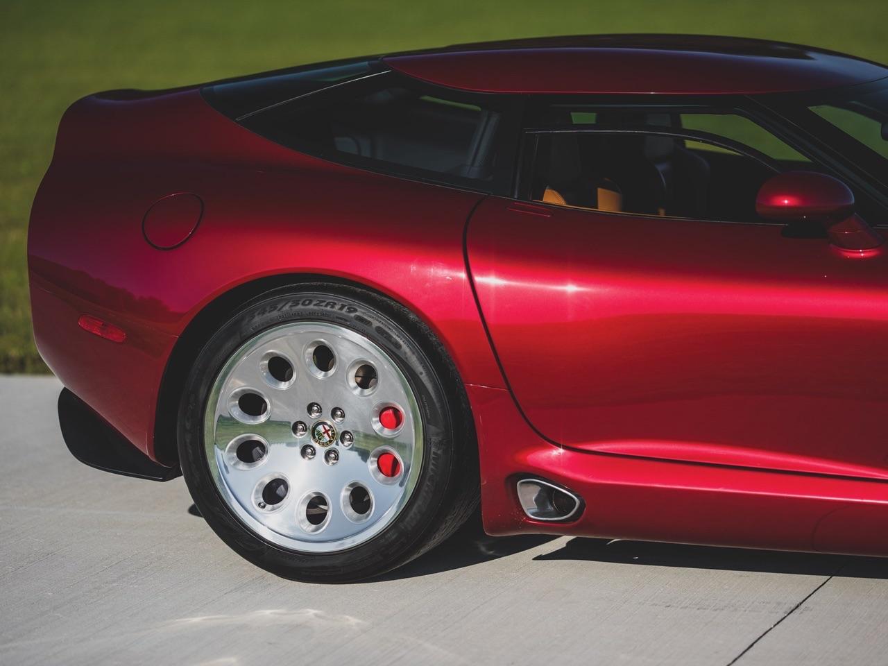 Alfa Romeo TZ3 Zagato - Corsa ou Stradale ? 21