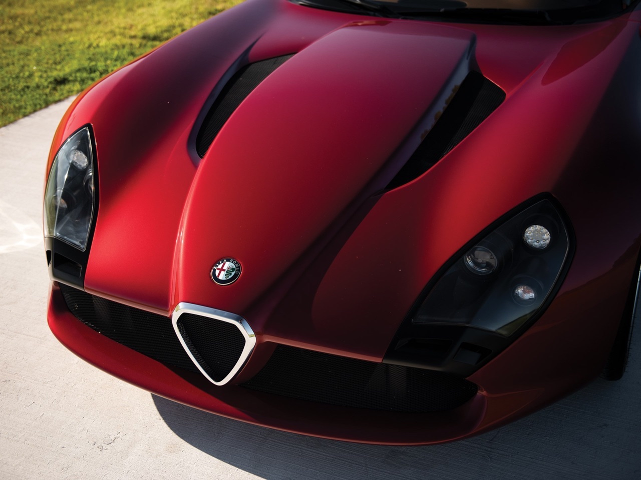 Alfa Romeo TZ3 Zagato - Corsa ou Stradale ? 14