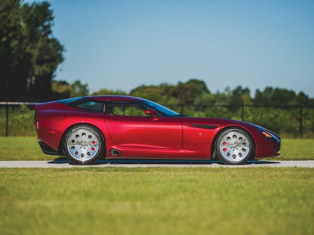 Alfa Romeo TZ3 Zagato - Corsa ou Stradale ? 22