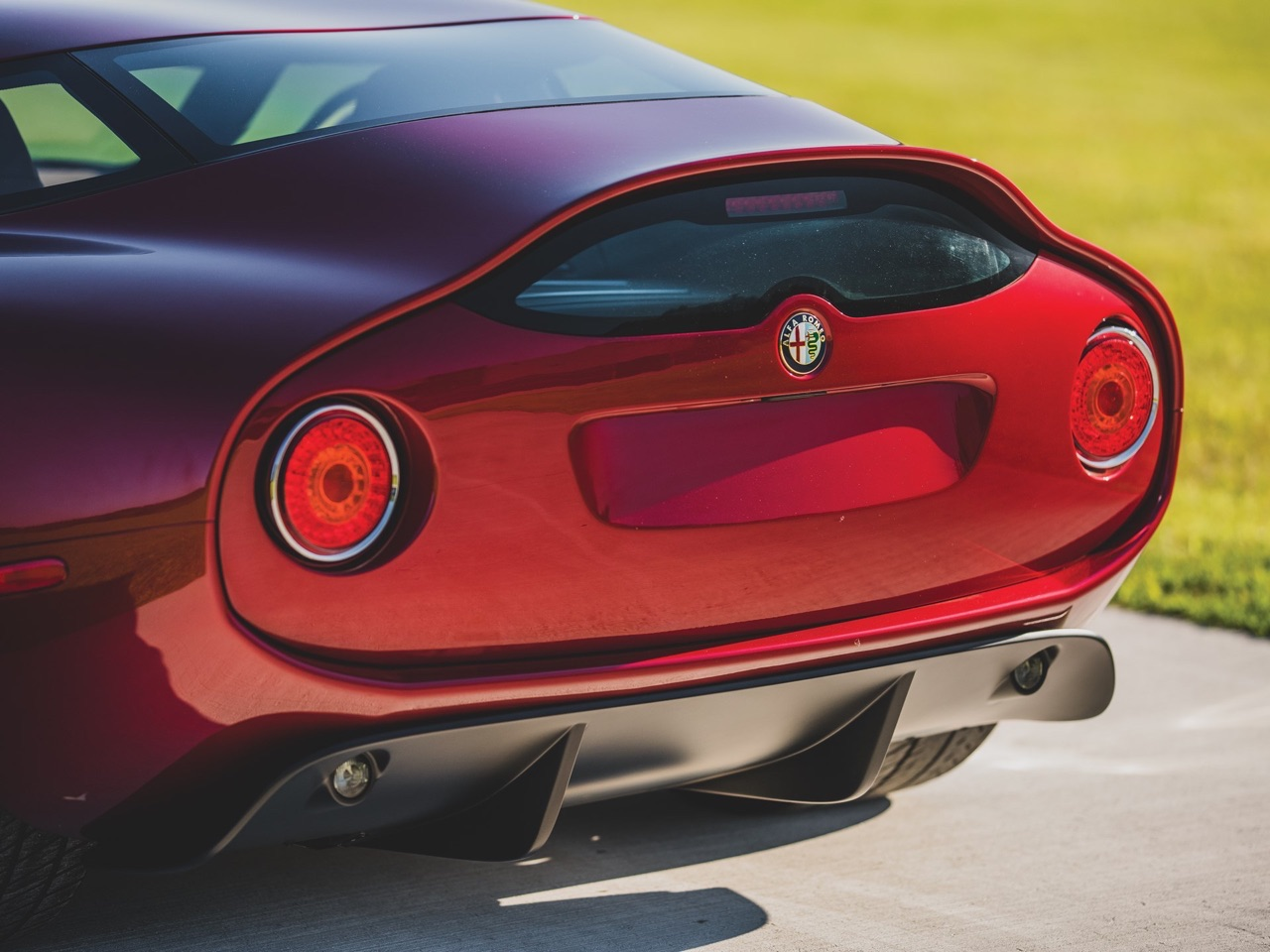 Alfa Romeo TZ3 Zagato - Corsa ou Stradale ? 24