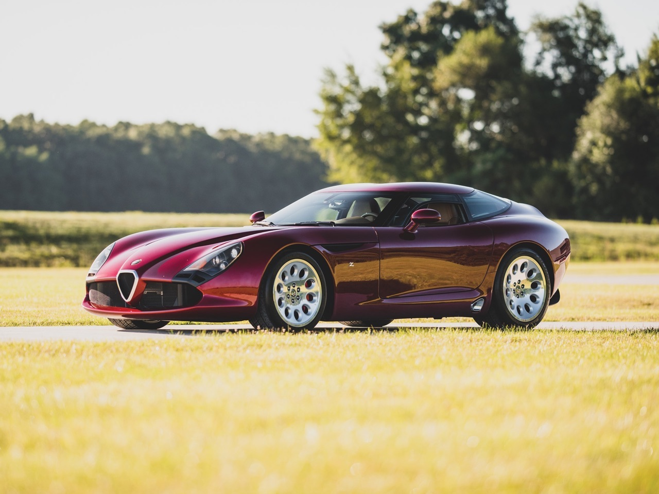 Alfa Romeo TZ3 Zagato - Corsa ou Stradale ? 8